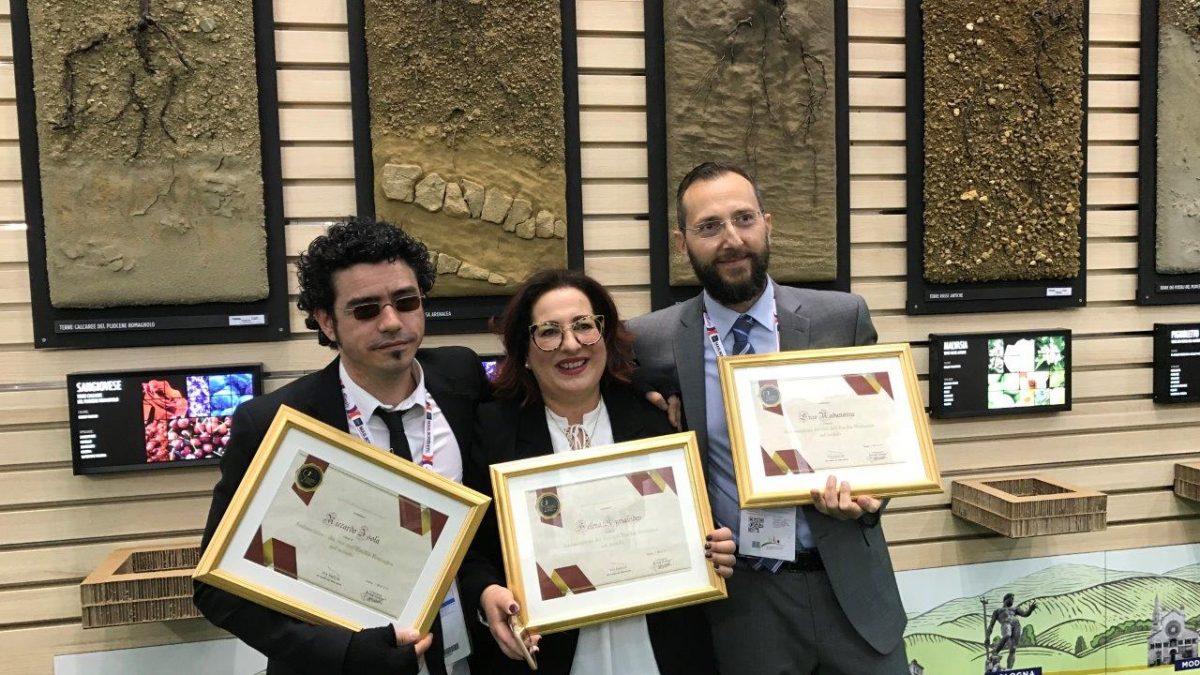"""Nell'ambito del Premio """"Carta Canta"""", al Vinitaly 2019 proclamati anche i nuovi Ambasciatori dei vini dell'Emilia Romagna"""