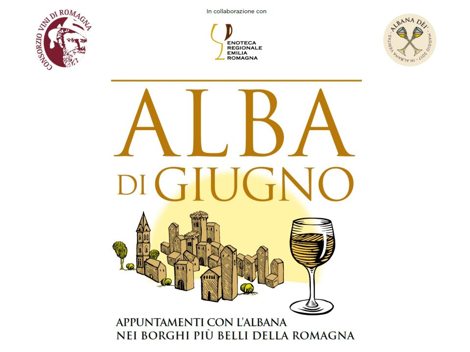La Romagna dedica un mese intero all'Albana