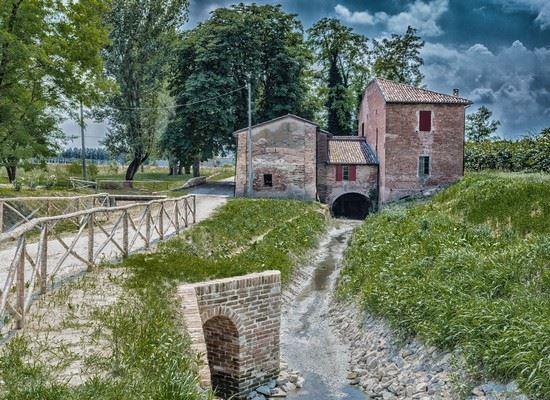 Scuole di Brisighella e Casola in visita al Molino Scodellino