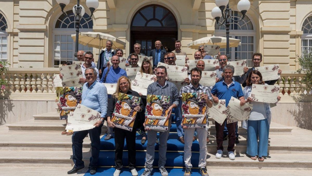 """""""Vino del Tribuno"""" 2019: tanti i vini che hanno ben figurato"""
