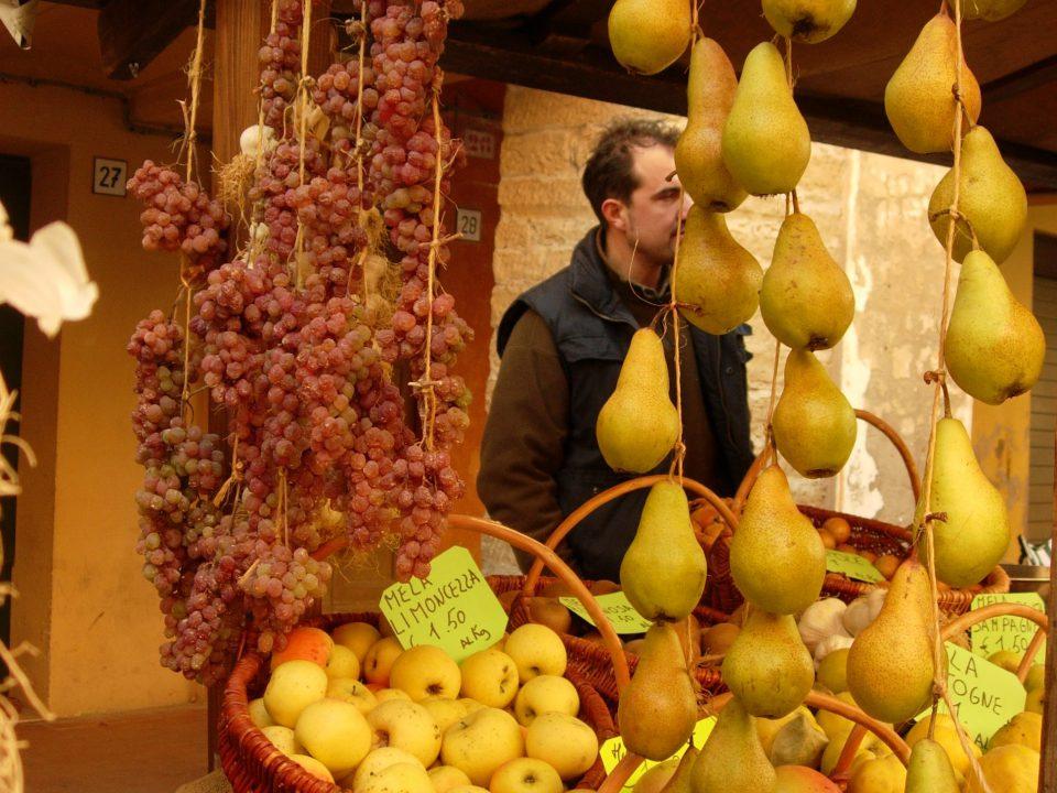 Frutti dimenticati a Casola Valsenio