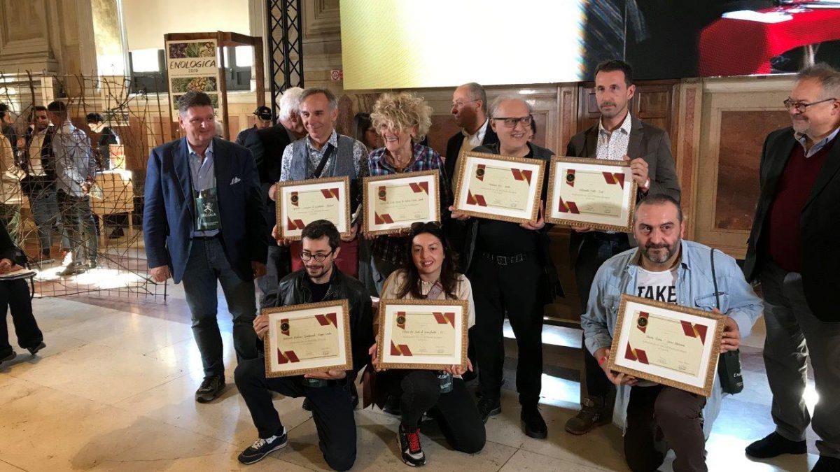 Premiate a Bologna le migliori carte dei vini dell'Emilia Romagna