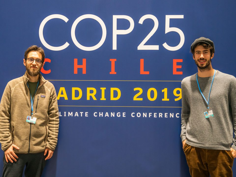 Euro Company a Madrid per la Conferenza ONU sul riscaldamento globale