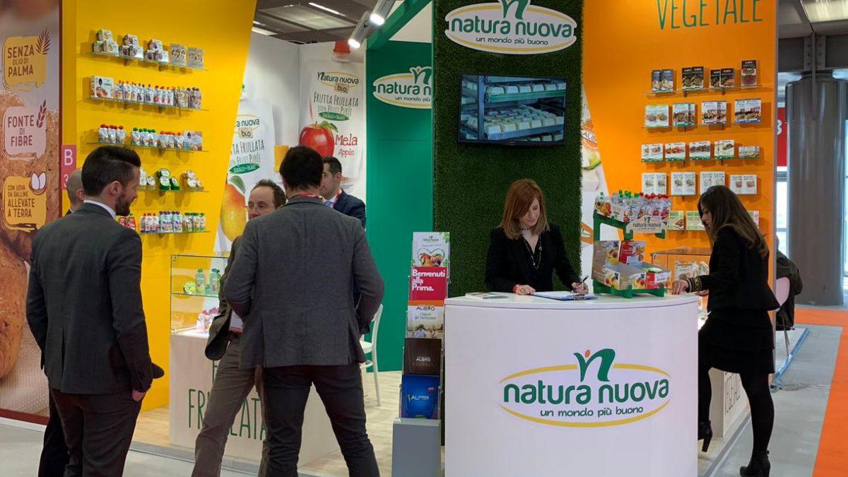 Natura Nuova alla fiera internazionale Marca