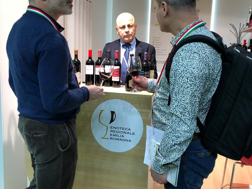 A Parigi e Mosca arrivano i vini dell'Emilia Romagna