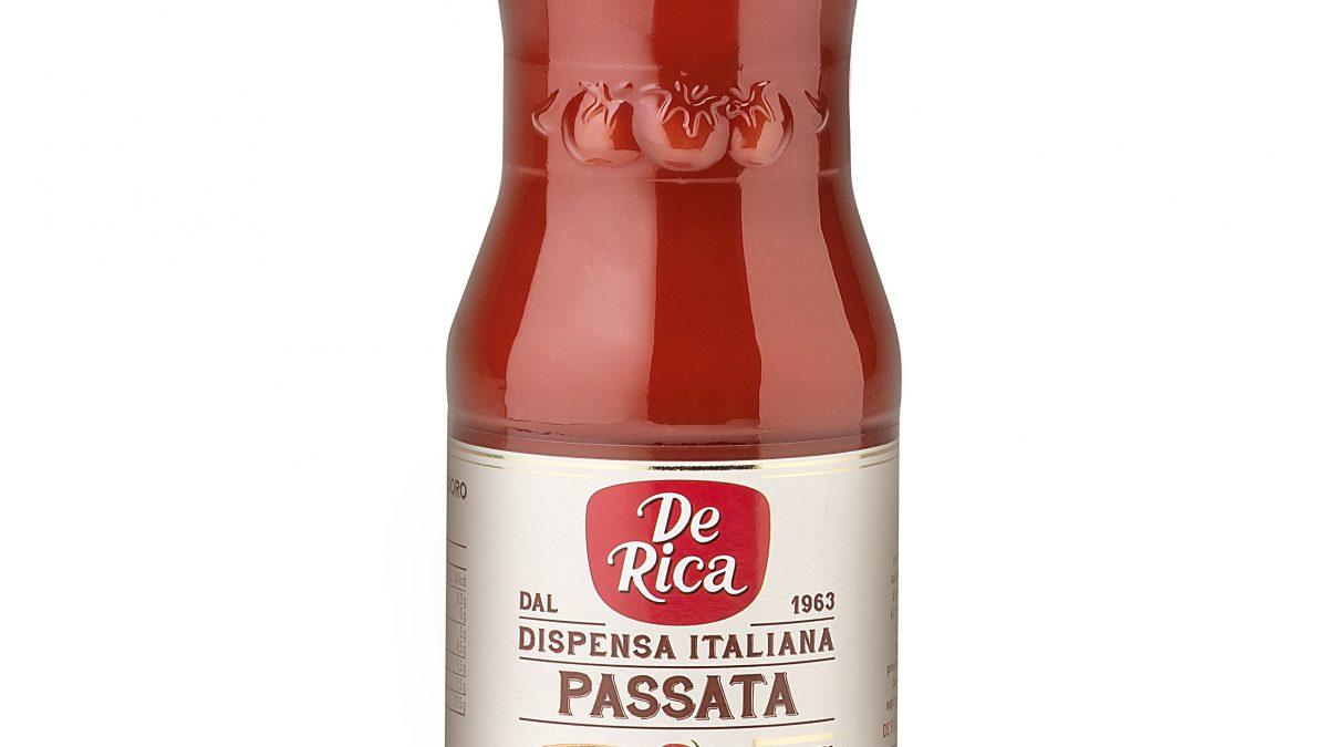 Passata De Rica, l'intenso sapore del pomodoro italiano