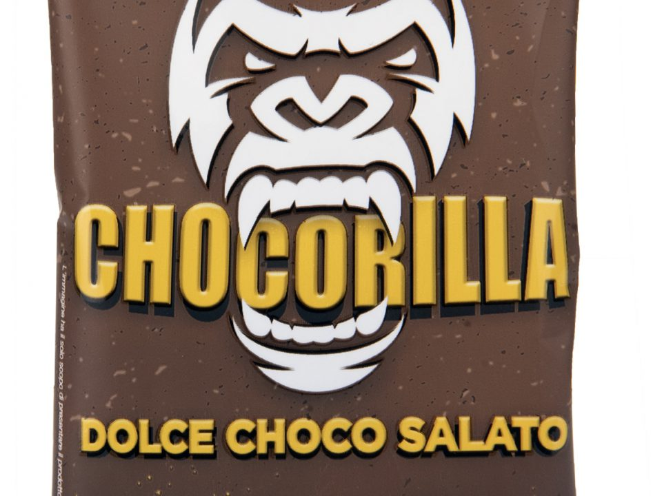 Chocorilla: contrasto dolce e salato per uno snack di frutta secca e cioccolato