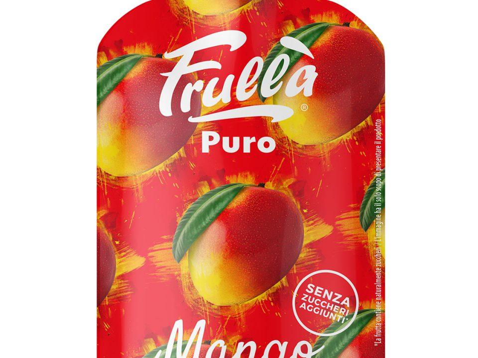 """È nato """"Frullà Puro"""": frutta frullata monogusto"""