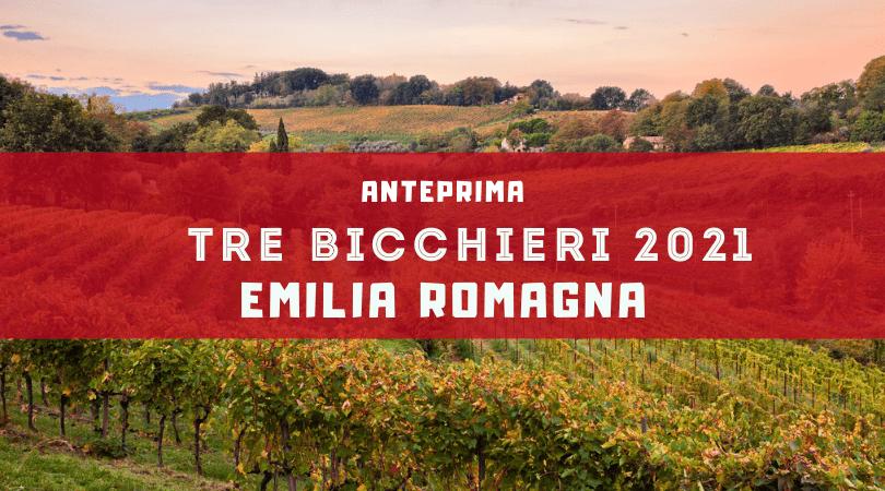 """15 vini dell'Emilia-Romagna hanno ottenuto i """"Tre Bicchieri"""""""