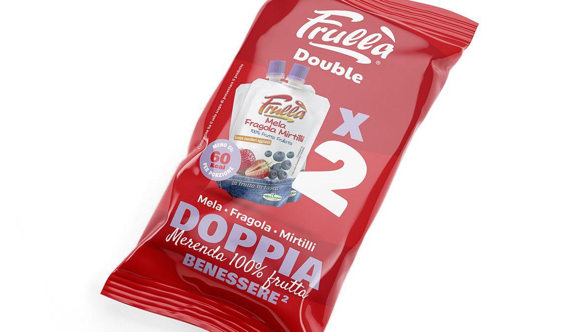 Frullà Double: la frutta al quadrato, per un doppio benessere