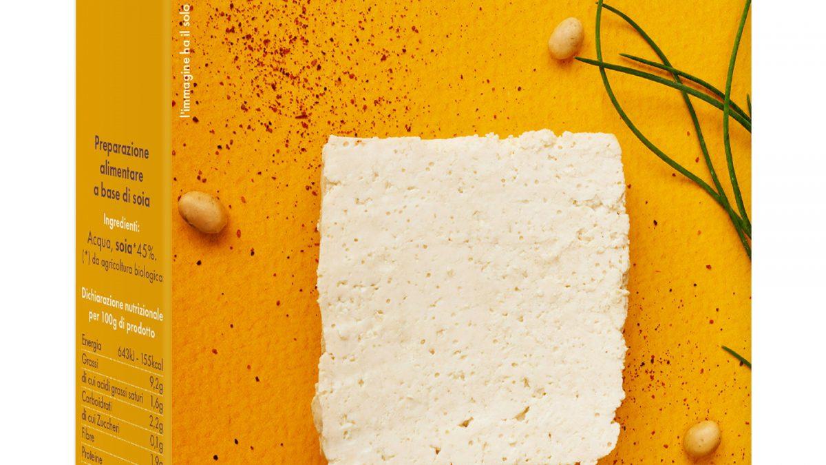 Da soia rigorosamente italiana nasce Tofu l'Originale