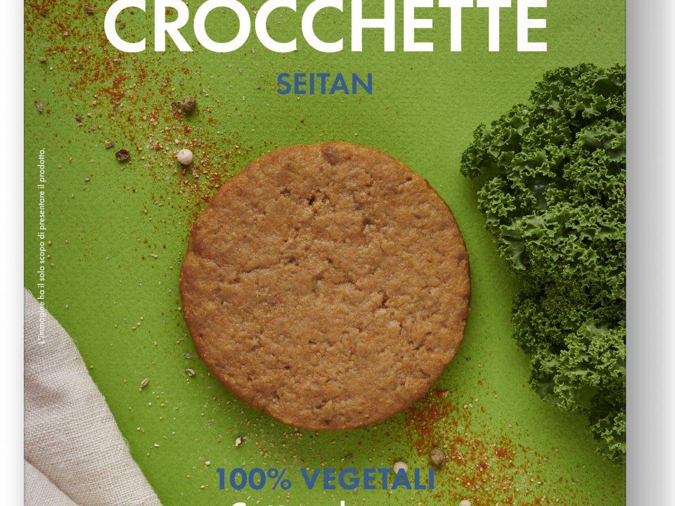 Crocchette di Seitan per Compagnia Italiana